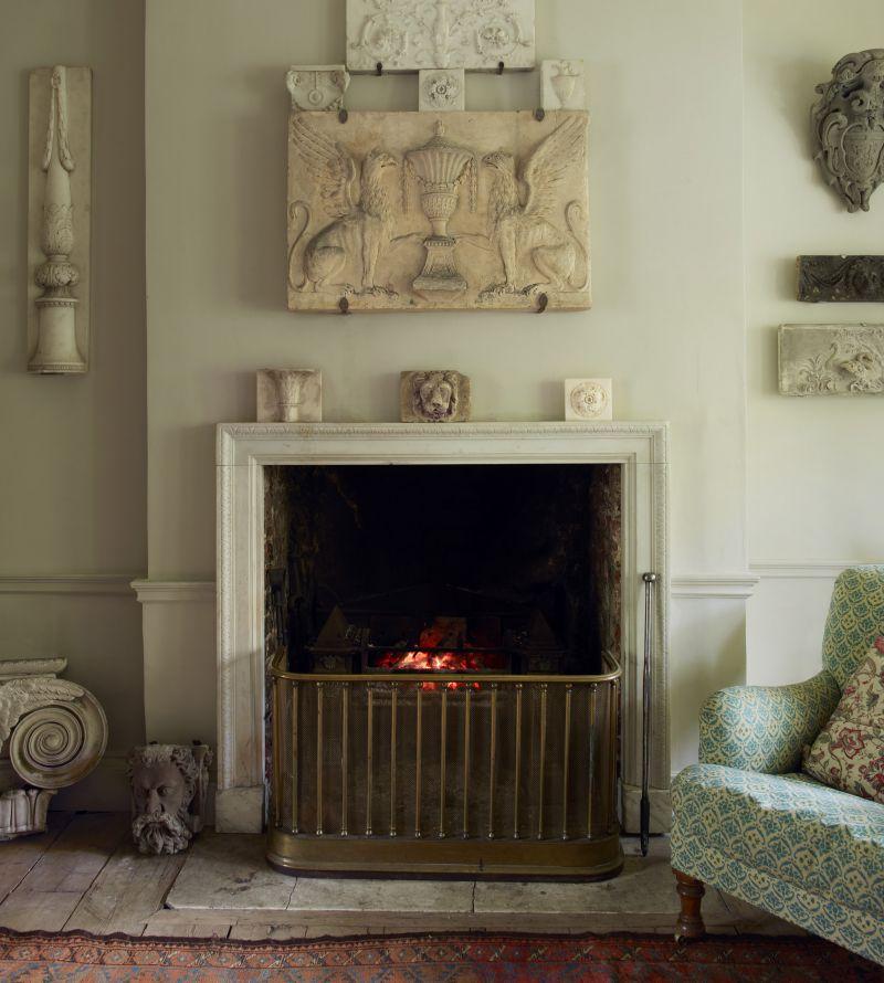 Wonderful Reproduction Georgian Fireplaces Part - 5: Altamont