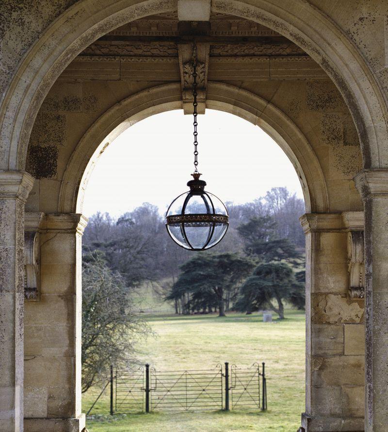Original Globe Lantern