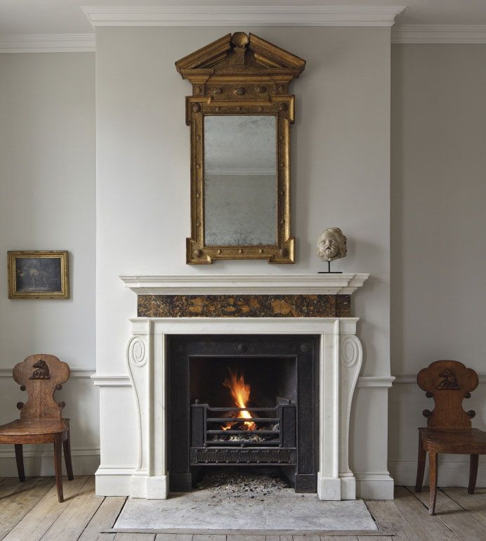 fireplace lighting. oxford marble fireplaces london fireplace lighting s