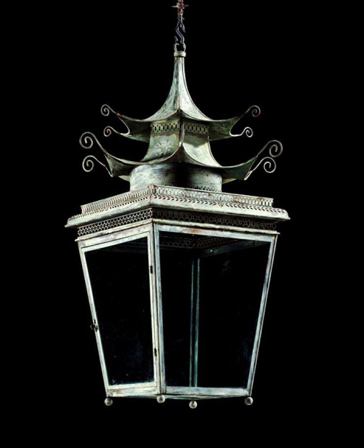 Pagoda Hanging Lantern