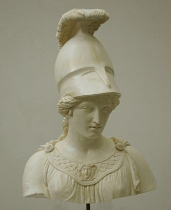 Minerva Bespoke Sculpture