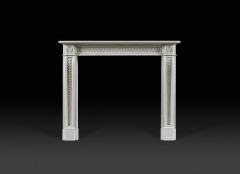 Burford Marble Fireplace