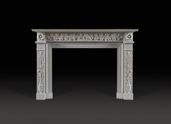 Cliveden Marble Fireplace