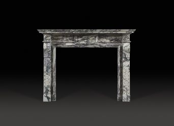 Garendon Marble Fireplace