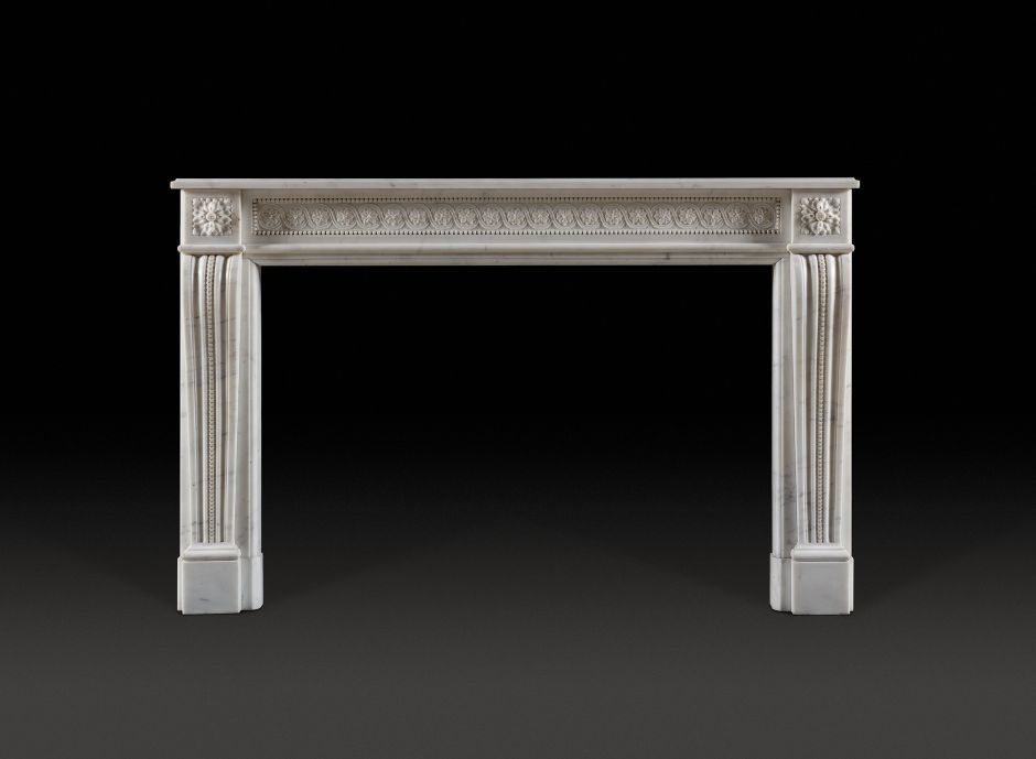 french antique fireplaces