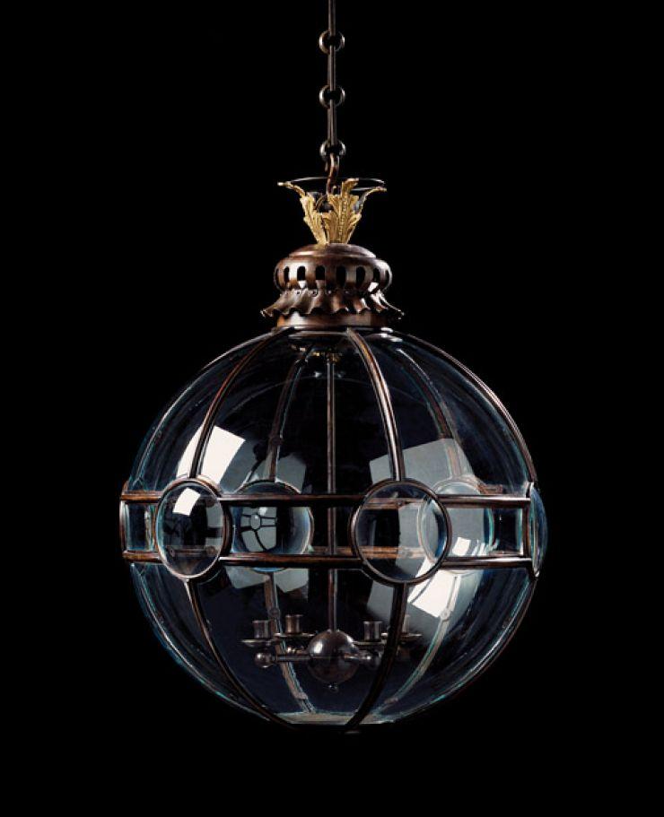 Large Convex Globe