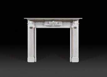 Stourton Marble Fireplace