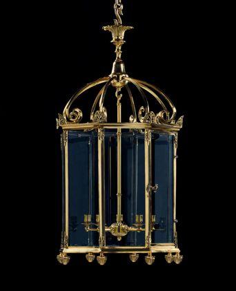 George IV Hanging Lantern