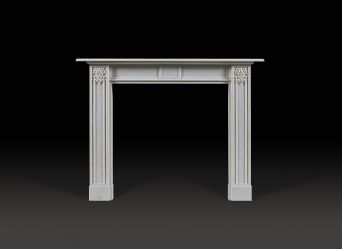 Wellington Marble Fireplace