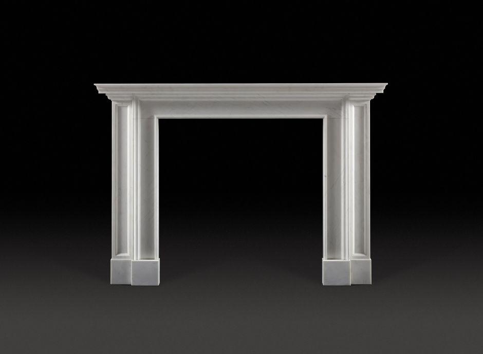 Abercorn Marble Fireplace