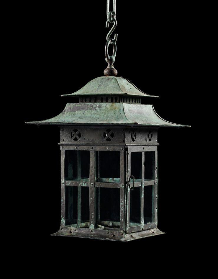 Jamb Ashbee Hanging Lantern