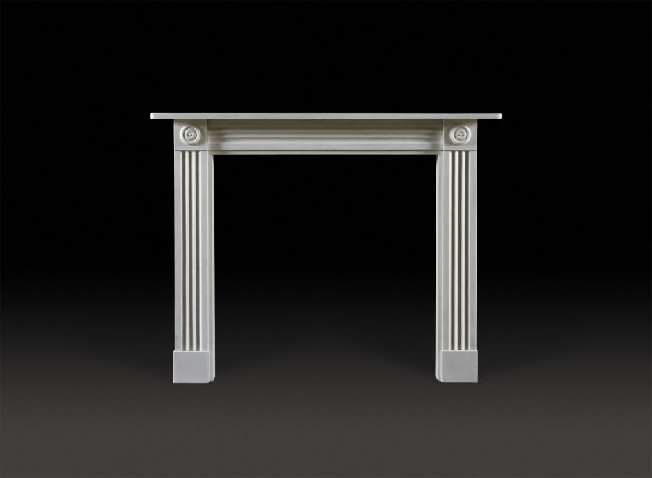 Brunswick Marble Fireplace