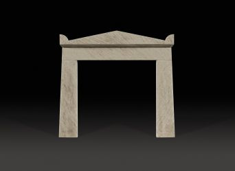 Grenville Stone Fireplace