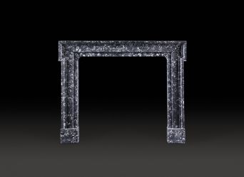 Mereworth Marble Fireplace