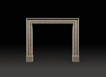 Osterley Stone Fireplace