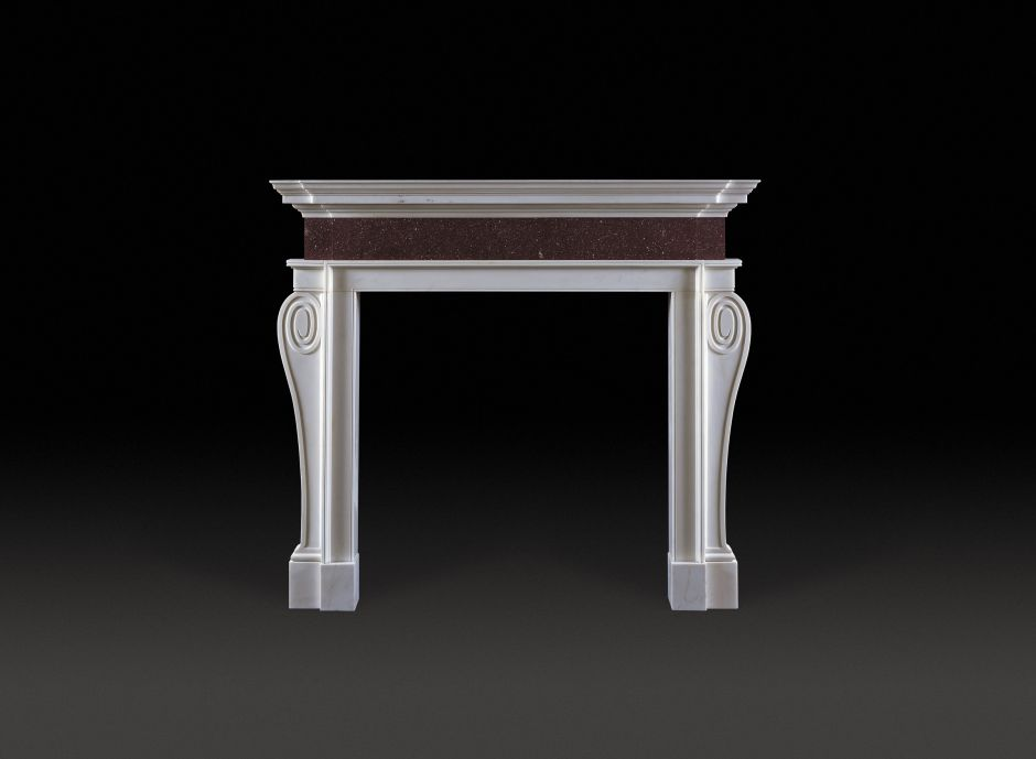 Oxford Marble Fireplace