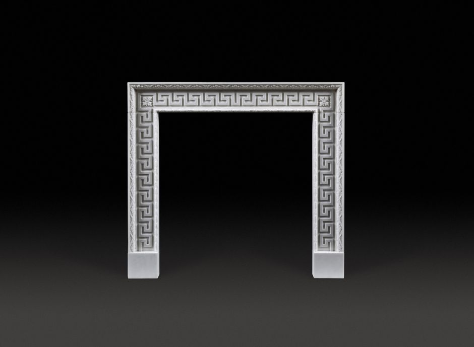 Penbury Marble Fireplace
