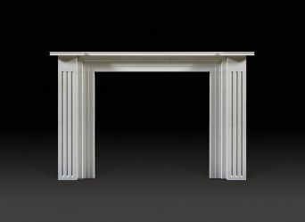 Ryston Marble Fireplace