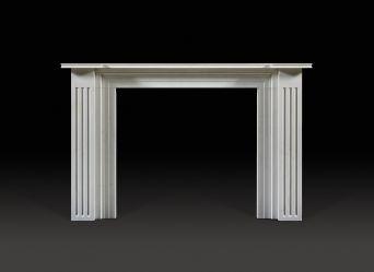 Ryston Marble Fireplace