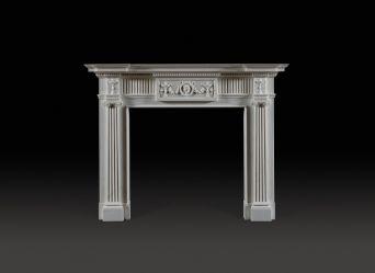 Seymour Marble Fireplace