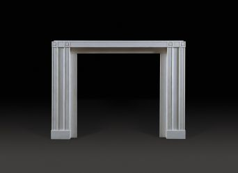 Soane Marble Fireplace