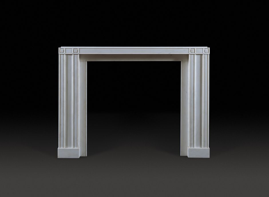 Soane Marble Fireplace