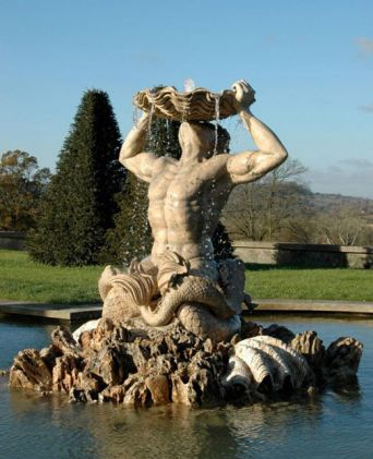 Triton Bespoke Sculpture